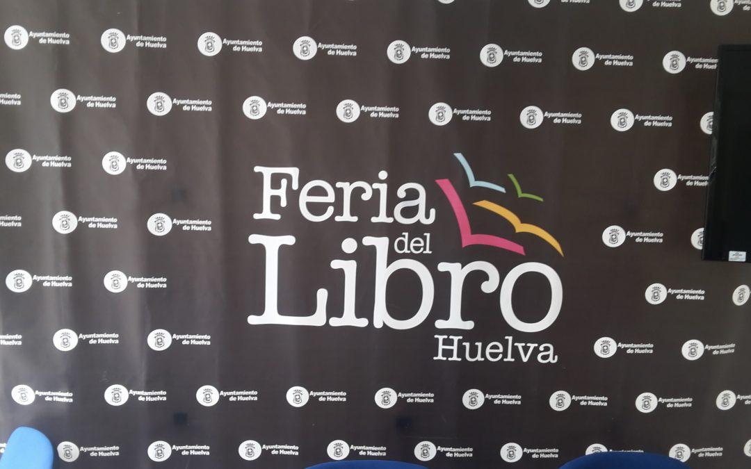 43º FERIA DEL LIBRO   DE HUELVA